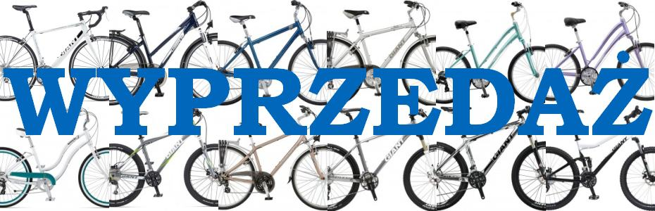 Wyprzedaż rowerów 2016 w Sogeście